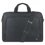 "Mobilis 003044 notebook case 35.6 cm (14"") Briefcase Black"