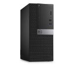 DELL OptiPlex 3040 3.7GHz i3-6100 Mini Tower Black