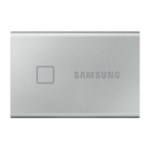 Samsung T7 Touch 1000 GB Zilver