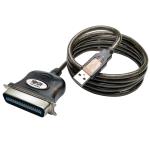 """Tripp Lite U206-006-R parallel cable 72"""" (1.83 m) Black"""