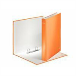 Leitz 42410044 Polypropylene (PP) Orange ring binder