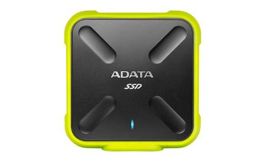 ADATA SD700 256 GB Black,Yellow