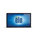 "Elo Touch Solution 4202L 106,7 cm (42"") LED Full HD Pantalla táctil Pantalla plana para señalización digital Negro"
