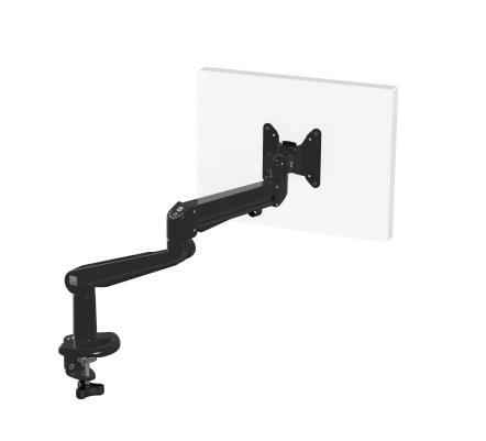 Ergo CMS2075C flat panel desk mount Clamp Black