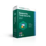 Kaspersky Lab Kaspersky Total Security 2017 - 10 Devices 1 Year (Standard Packaging)