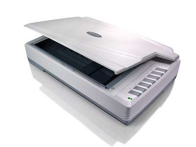 Plustek OpticPro A320 Flatbed scanner 1600 x 3200DPI A3