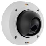 Axis P3225-V Mk II IP security camera Indoor Dome White 1920 x 1080 pixels