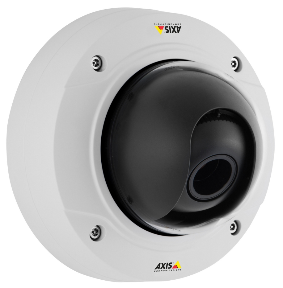 Axis P3225-V Mk II IP Indoor Dome White
