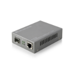 LevelOne RJ45 to SFP Managed Fast Ethernet Media Converter