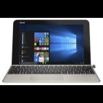 "ASUS Transformer Mini T103HA-D4-GR notebook Grey Hybrid (2-in-1) 10.1"" 1280 x 800 pixels Touchscreen 1.44 GHz Intel® Atom™ x5-Z8350"