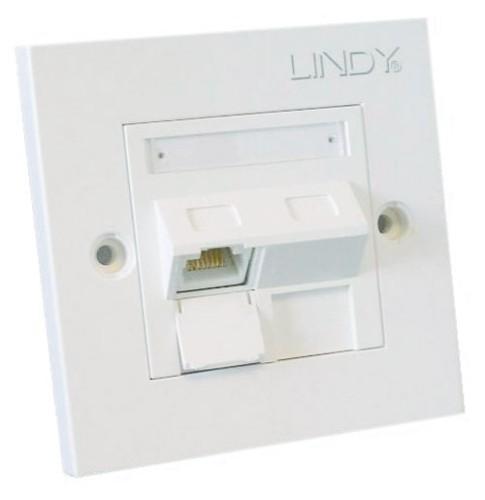 Lindy 60568 flat panel wall mount White