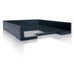 Sigel SA167 desk tray/organizer ABS synthetics, Plastic Grey