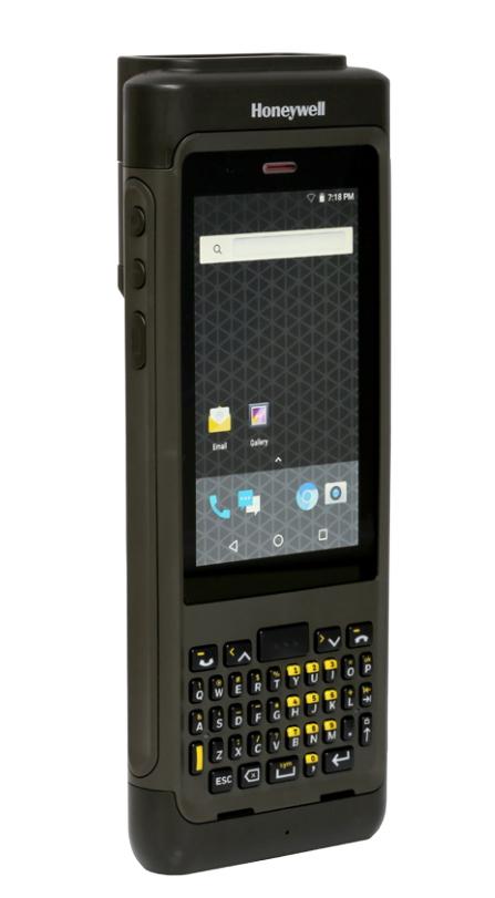 """Honeywell Dolphin CN80 PDA 10,7 cm (4.2"""") 854 x 480 Pixels Touchscreen 500 g Zwart"""