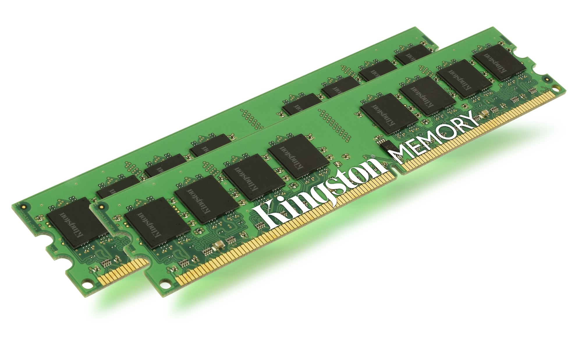 Kingston Technology System Specific Memory 4GB Low Power Kit memory module DDR2 667 MHz