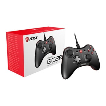 MSI Force GC20 Wired Game