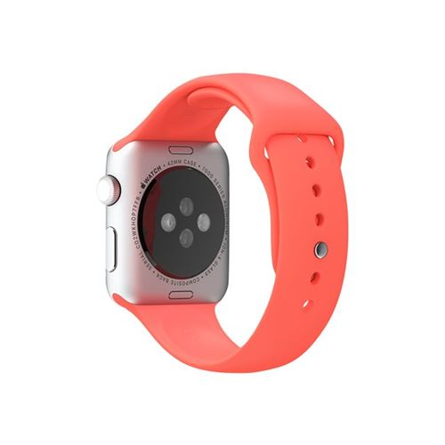 Apple 42mm Sport Band - Watch strap - pink - for Watch (42 mm)