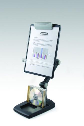 Fellowes Flex Arm Copyholder, Weighted Base