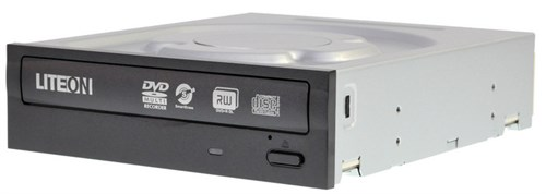 Lite-On IHAS324 optical disc drive Internal Silver DVD Super Multi DL
