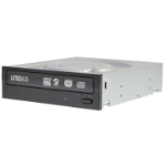 Lite-On IHAS324 Internal DVD Super Multi DL Silver optical disc drive
