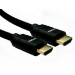 Cables Direct CDLHD8K-03K HDMI cable 3 m HDMI Type A (Standard) Black