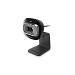 Microsoft LifeCam HD-3000 Webcam 1 MP 1280 x 720 Pixel USB 2.0 Schwarz