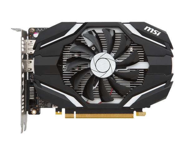 MSI GeForce GTX 1050 Ti 4G OC GeForce GTX 1050 Ti 4GB GDDR5 graphics card