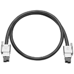 Hewlett Packard Enterprise J9806A 1m Black power cable