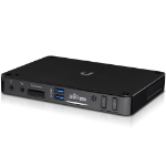 Ubiquiti Networks UniFi NVR Black digital video recorder
