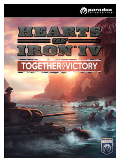 Nexway Hearts of Iron IV - Together For Victory Video game downloadable content (DLC) PC/Mac Español