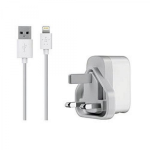 Belkin Home Charger with USB port with Lightning Cable