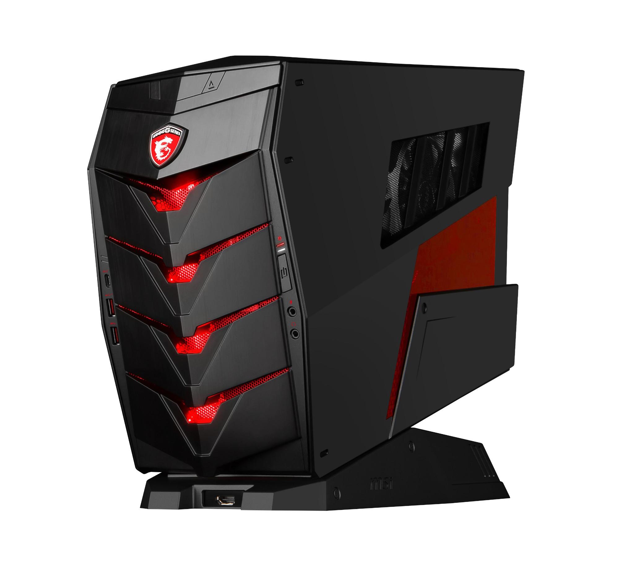 MSI Aegis X-002EU 4GHz i7-6700K Desktop Black PC