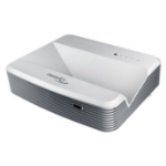 Optoma W320USTi beamer/projector Desktopprojector 4000 ANSI lumens DLP WXGA (1280x800) 3D Grijs