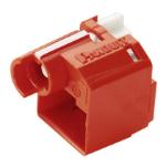 Panduit PSL-DCPL Red cable lock
