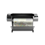HP Designjet T1300 44-in PostScript ePrinter large format printer Colour 2400 x 1200 DPI A0 (841 x 1189 mm) Ethernet LAN