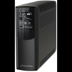 PowerWalker VI 600 CSW Line-Interactive 600 VA 360 W 8 AC outlet(s)