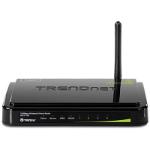 Trendnet TEW-711BR Fast Ethernet Black wireless router