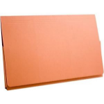 Guildhall PW2-ORGZ folder Legal Orange