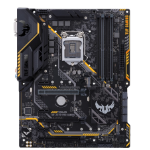 ASUS TUF Z370-PRO GAMING LGA 1151 (Socket H4) Intel® Z370 ATX