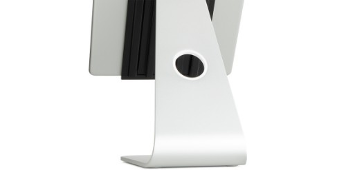 "Rain Design mStand tablet pro 9.7"" Indoor Passive holder Silver"