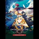 BANDAI NAMCO Entertainment SWORD ART ONLINE Alicization Lycoris Premium Pass Videospiel herunterladbare Inhalte (DLC) PC Englisch