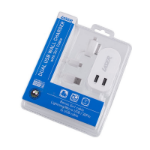 Laser PW-USB48F-WHT Indoor White mobile device charger