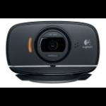 Logitech C525 8MP 1280 x 720pixels USB 2.0 Black webcam