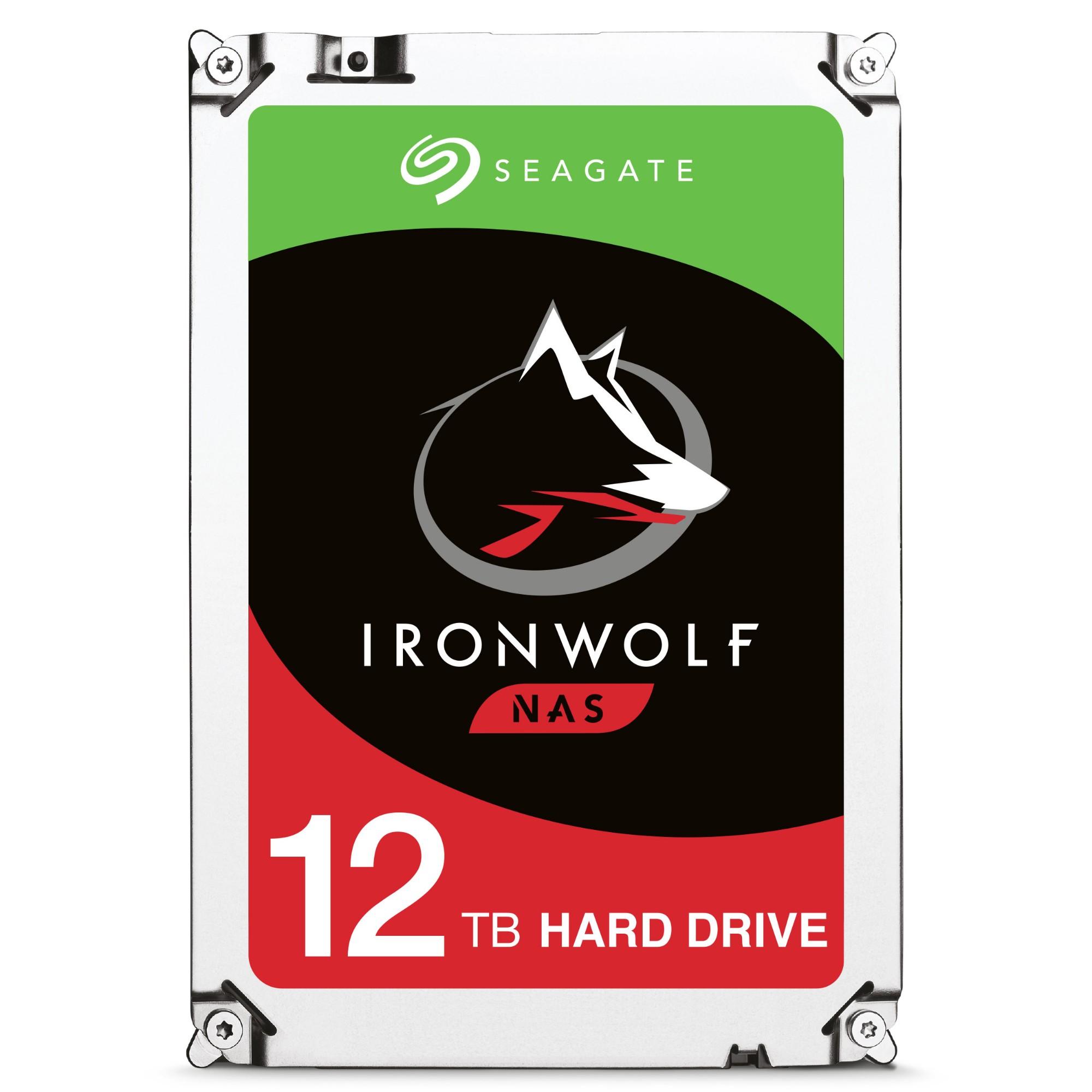 "Seagate IronWolf ST12000VN0007 internal hard drive 3.5"" 12000 GB Serial ATA III"