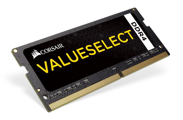 Corsair ValueSelect memory module 8 GB DDR4 2133 MHz