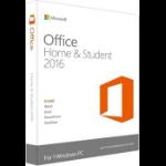 DELL Microsoft Office Home & Student 2016 Full 1user(s)