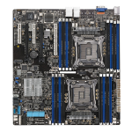 ASUS Z10PE-D16 server/workstation motherboard LGA 2011-v3 SSI EEB Intel® C612