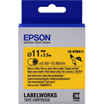 Epson C53S656904 (LK-6YBA11) Embossing tape, 11mm x 2,5m
