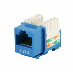 Monoprice 5379 cable boot Blue 1 pcs