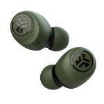 JLab Audio EBGOAIRRGRNBLK82 Headphones In-ear Bluetooth Green IEUEBGOAIRRGRNBLK82