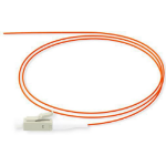 Microconnect FIBLCMPIG2 2m LC/UPC Orange fiber optic cable